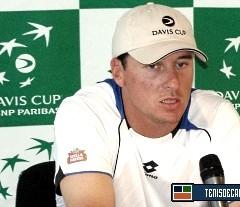Cupa Davis: Andrei Pavel – Noi suntem favoriţi, sper să aducem cele trei puncte