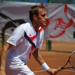 Un singur român în ultimul tur al calificărilor la Sibiu Open