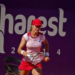 Monica Niculescu, calificată în optimi la Wimbledon