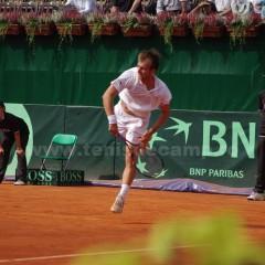 Tenis: Adrian Ungur s-a oprit în sferturile turneului futures de la Santa Margherita