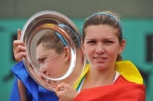 Simona Halep - campioana la Roland Garros