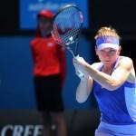 Simona Halep, printre cele mai elegante jucătoare de la Australian Open