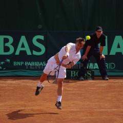 Adrian Ungur, semifinalist în turneul futures de la Pitești