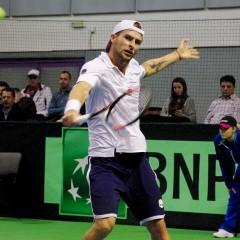 Adrian Ungur s-a oprit în semifinale la Sibiu Open