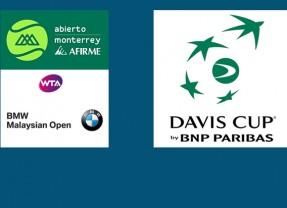 Turneele saptamanii in WTA si ATP