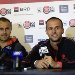 """Adrian Ungur – """"Ar fi frumos să câştigăm un trofeu ATP acasă la noi"""""""