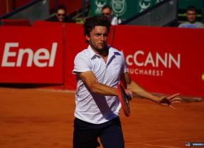 Gilles Simon, principalul favorit la BRD Năstase Țiriac Trophy, eliminat în sferturi
