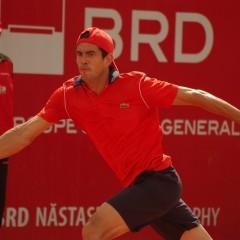 Guillermo Garcia-Lopez s-a calificat în semifinalele turneului BRD Năstase Țiriac Trophy