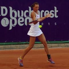 Patricia Țig, calificată în premieră în sferturile unui turneu WTA, la Baku