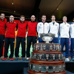 Belgia – Marea Britanie 1-1, după prima zi, în finala Cupei Davis