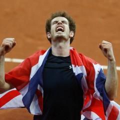 Marea Britanie a câștigat primul trofeu al Cupei Davis după 1936