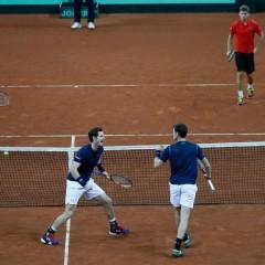 Marea Britanie conduce Belgia cu 2-1, în finala Cupei Davis