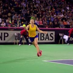 Simona Halep s-a calificat la pas în turul al doilea la Madrid