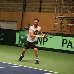 Adrian Ungur, învins în calificări la Francavilla (challenger)