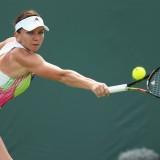 Simona Halep s-a calificat în sferturi la Wuhan