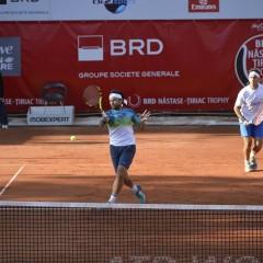 Mergea și Tecău au câștigat titlul de dublu la turneul BRD Năstase Țiriac Trophy