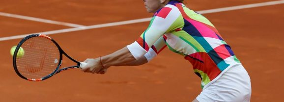 Simona Halep s-a calificat lejer în optimile turneului de la Madrid