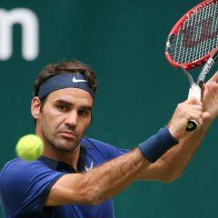 Roger Federer va participa la turneul pe iarbă de la Halle