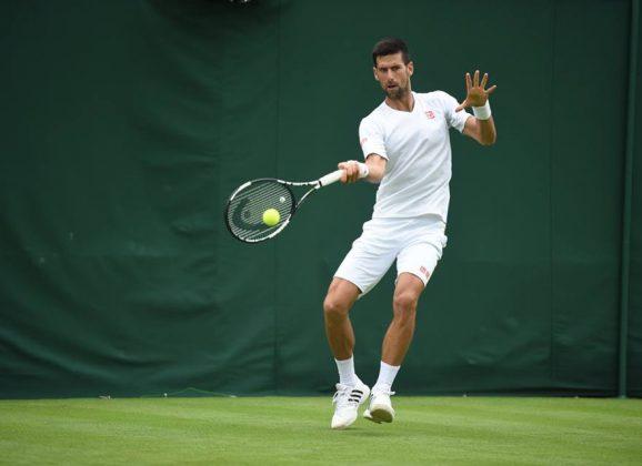 Novak Djokovic, în turul 3 la Wimbledon
