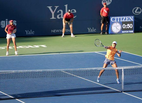 Monica Niculescu și Sania Mirza au câștigat proba de dublu la New Haven