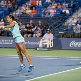 Monica Niculescu și Sania Mirza, în finala probei de dublu la New Haven