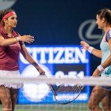 Monica Niculescu şi Sania Mirza, în semifinalele probei de dublu la New Haven