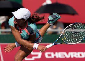 Monica Niculescu, învinsă în finala turneului WTA de la Seul