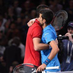 Djokovic, eliminat de Cilic în sferturile Masters-ului 1.000 de la Paris-Bercy
