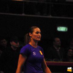 Monica Niculescu a pierdut greu la Caroline Wozniacki, în primul tur la Madrid