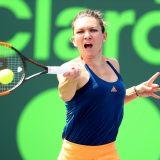Simona Halep s-a calificat în turul al treilea la Miami Open