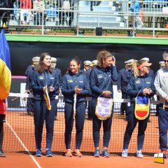 România a urcat pe locul 12 în clasamentul Fed Cup