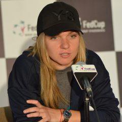 """""""Prefer să câștig un turneu de Mare Șlem decât să fiu numărul unu"""", spune Simona Halep"""