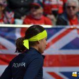 Sorana Cîrstea – Nu mi se pare corectă decizia de întrerupere a meciului la 3-1