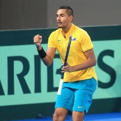 Cupa Davis: Australia conduce SUA cu 2-0, după prima zi