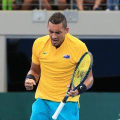 Cupa Davis: Australia a învins SUA (3-2) și s-a calificat în semifinale