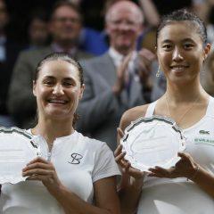 Monica Niculescu și Hao-Ching Chan, învinse categoric în finala de dublu la Wimbledon