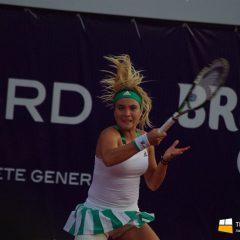 Elena Gabriela Ruse, eliminată de Carla Suarez Navarro în optimi la BRD Bucharest Open