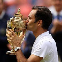 Roger Federer a câștigat al 8-lea său titlu la Wimbledon