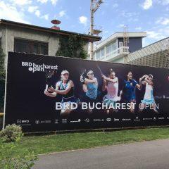 Tabloul principal la BRD Bucharest Open 2017