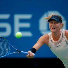 Maria Şarapova, calificată în turul al treilea la US Open