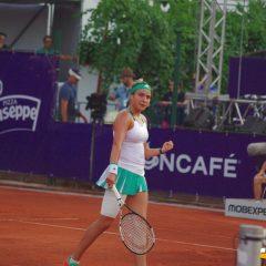 Gabriela Ruse şi Cristina Ene, în semifinalele turneului futures de la Arad