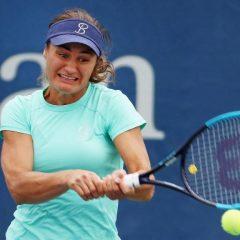 Monica Niculescu s-a calificat în sferturi la Hobart