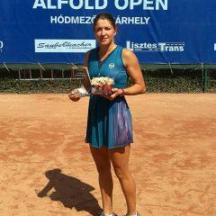 Alexandra Dulgheru a castigat turneul ITF la Hodmezovasarhely