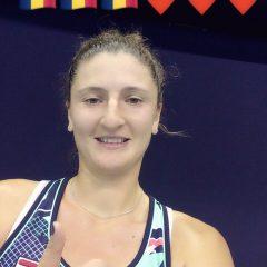 Irina Begu o va avea adversară în sferturi, la Moscova, pe Vera Lapko