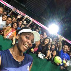 Venus Williams o elimină pe Muguruza şi se califică în semifinalele Turneului Campioanelor