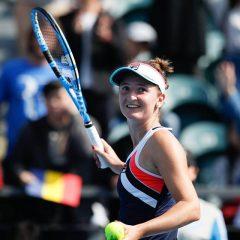 Irina Begu s-a calificat în turul al doilea la Australian Open