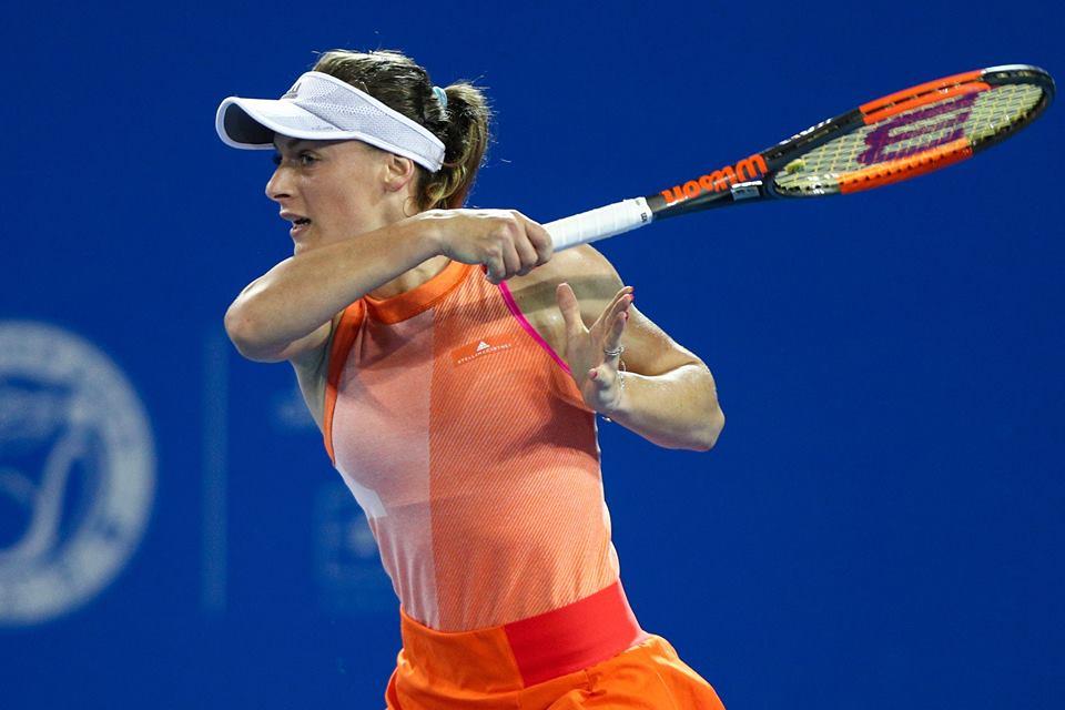 Ana Bogdan a ratat calificarea în sferturile turneului WTA de la Shenzhen - tenisdecamp.ro