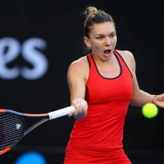 Simona Halep se califică fără emotii în turul al treilea la Australian Open