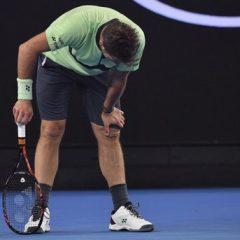 Goffin şi Wawrinka, eliminaţi în turul secund la Australian Open