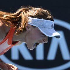Ana Bogdan a fost eliminata de Madison Keys la Australian Open